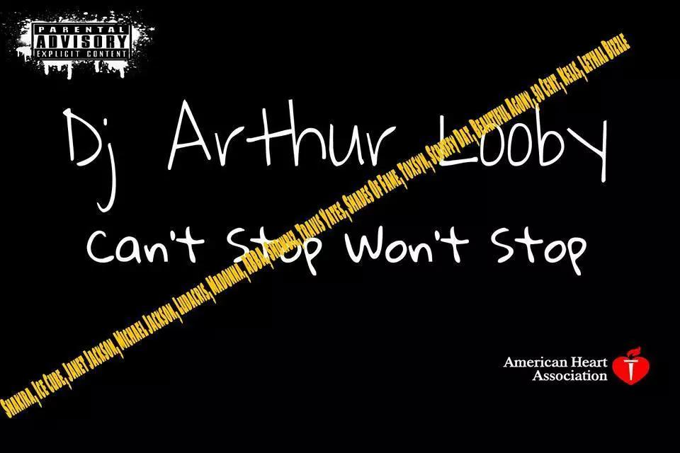 DJ Arthur Looby Partners with the National Stroke Association for New Charity Release