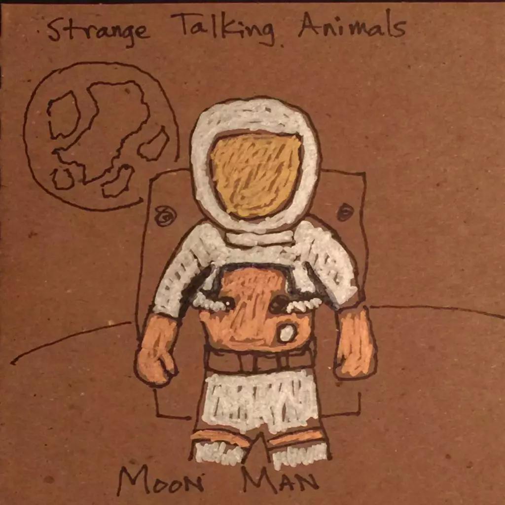 Artist Interview: Strange Talking Animals