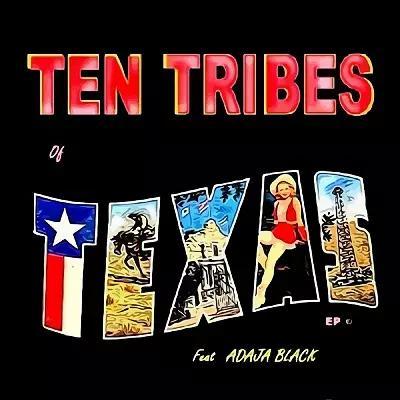 TEN_TRIBES_OF_TEXAS_EP-Coverart-Cartoonised_-vectorized_bcd-v2