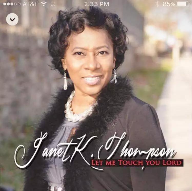 Artist Interview: Janet K. Thompson
