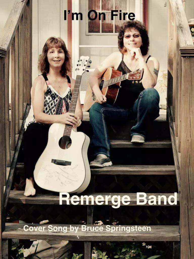 Artist Interview: Remerge Band Acoustic Duo