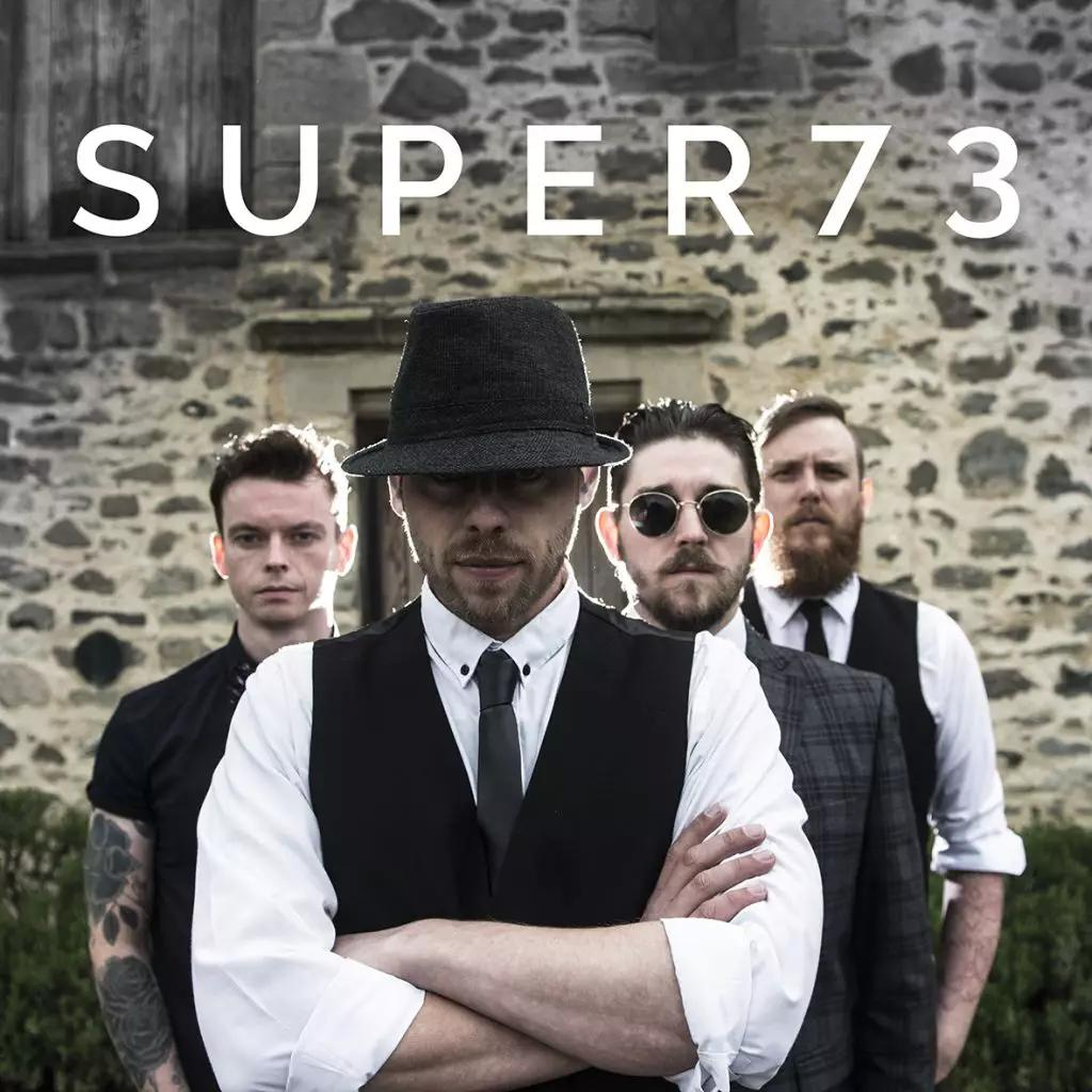 Artist Interview: Super73