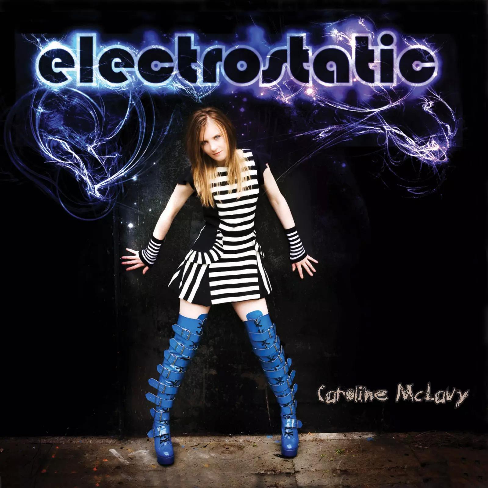 ElectrostaticCdArtwork