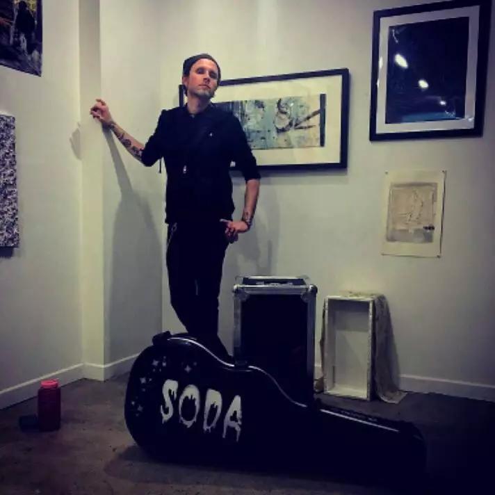 Artist Interview: Soda