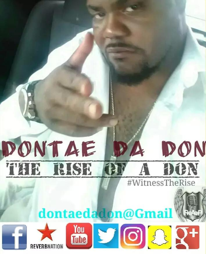 Artist Interview: Dontae Da Don