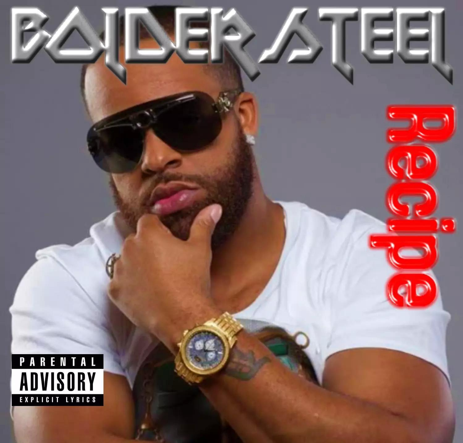 BOLDER-STEEL-Recipe-Single-Cover