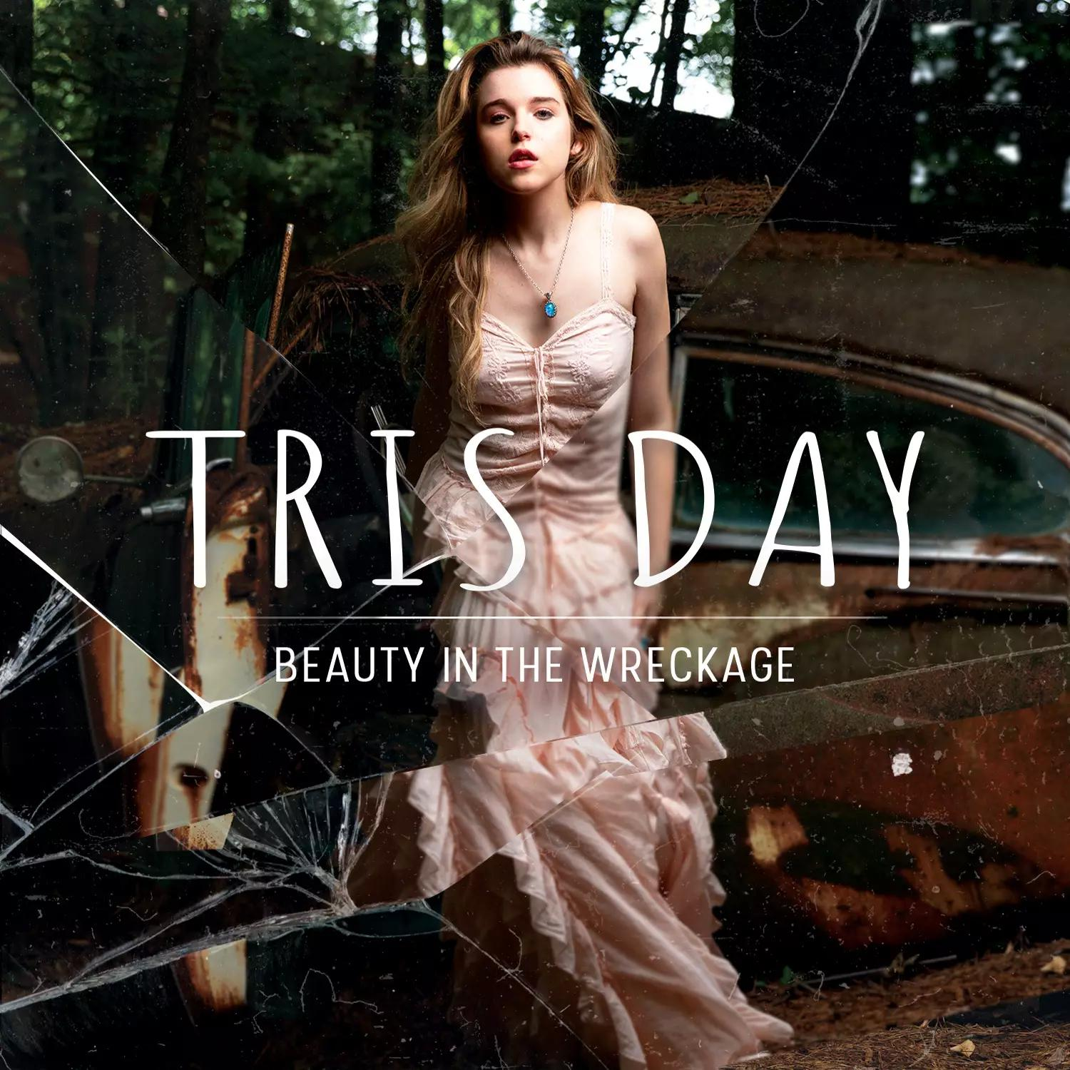tris day beauty in the wreckage