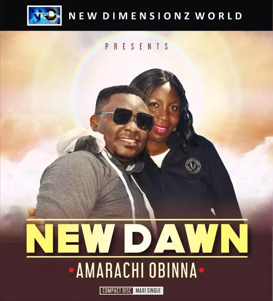 Introducing New Dimensionz World's Amarachi Obinna