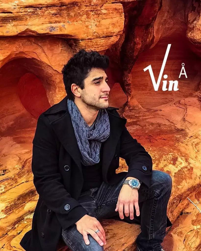 Artist Interview: Vin A