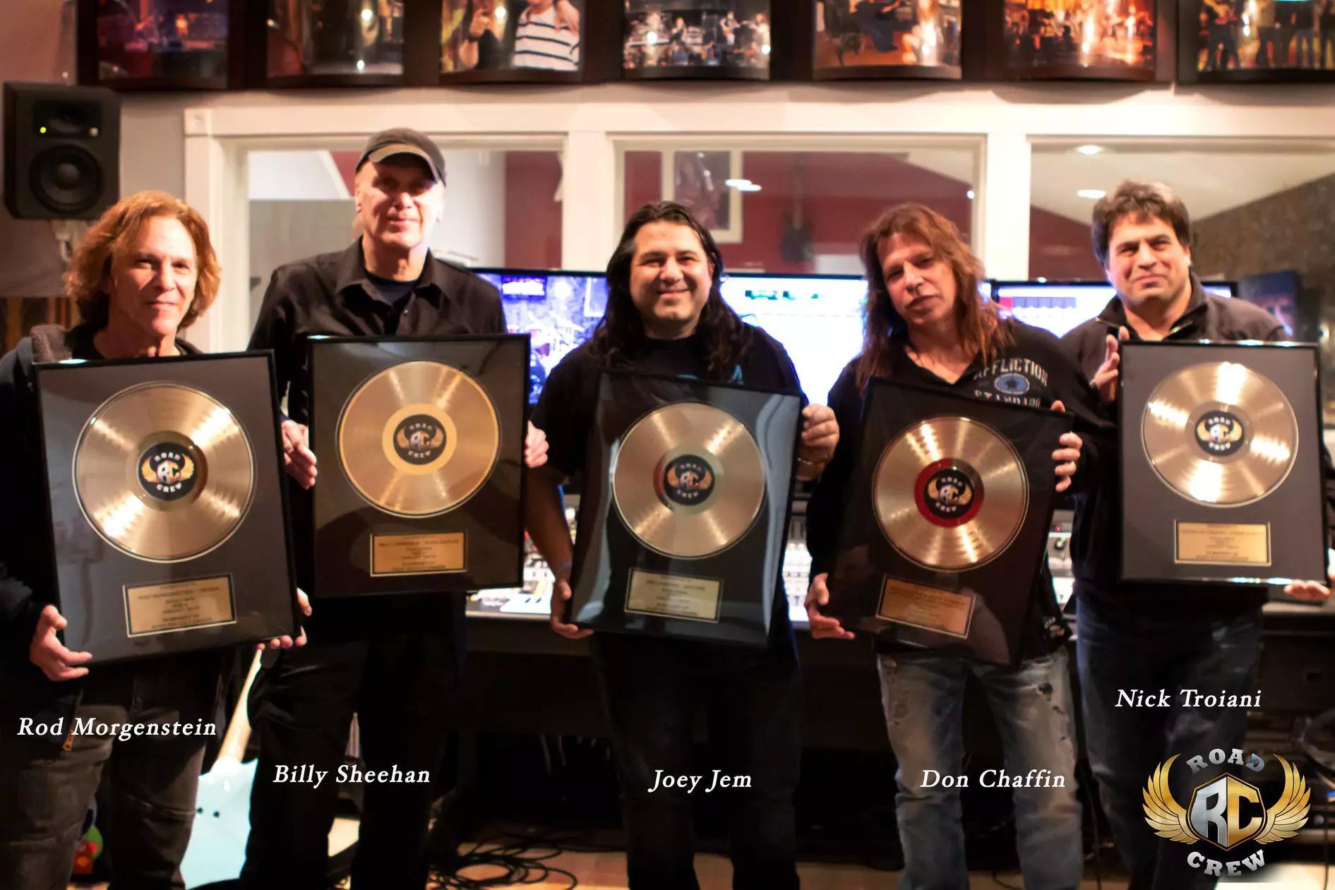 RC gold album pic