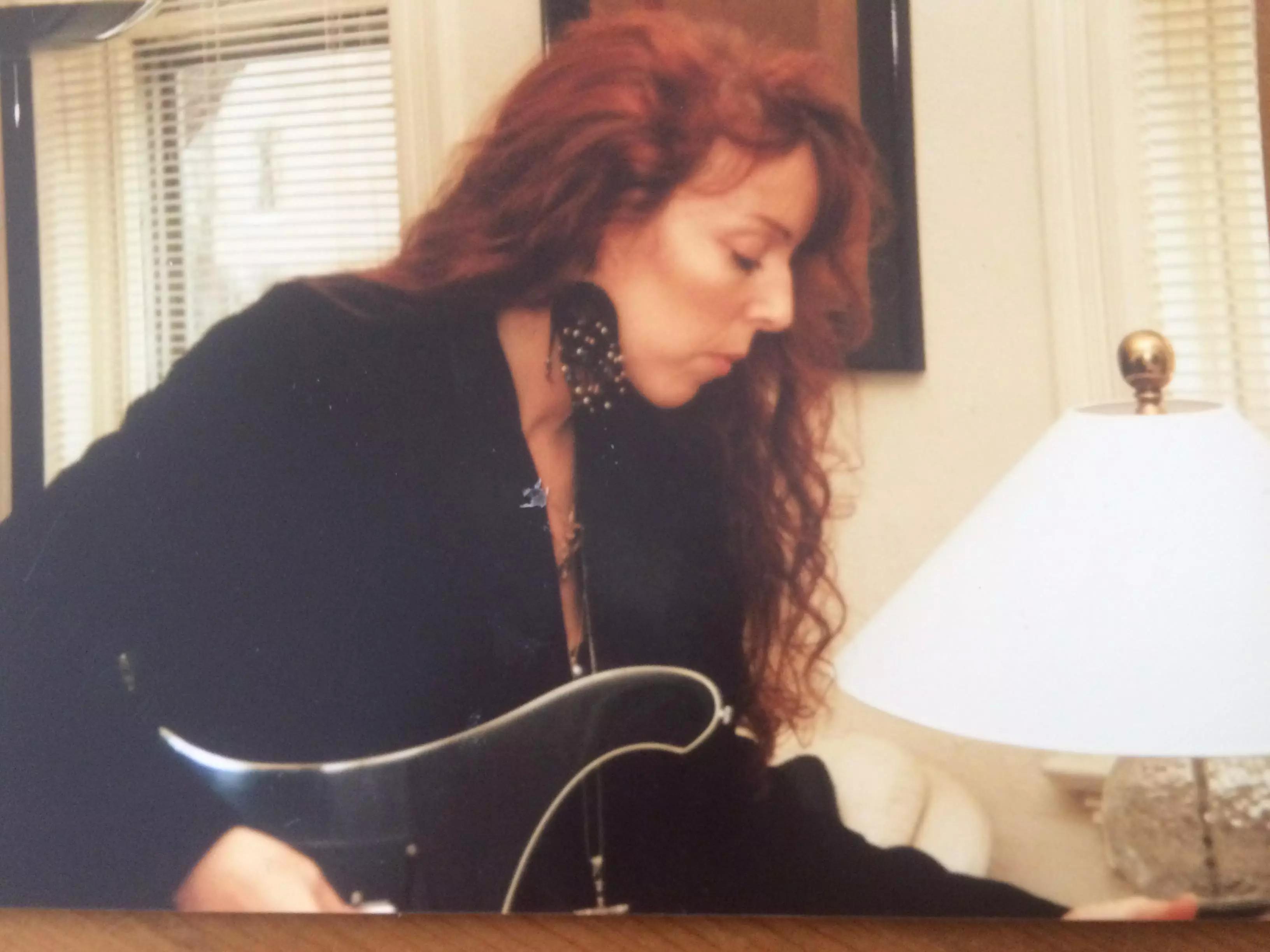 Introducing Musical Poet Patti Rain