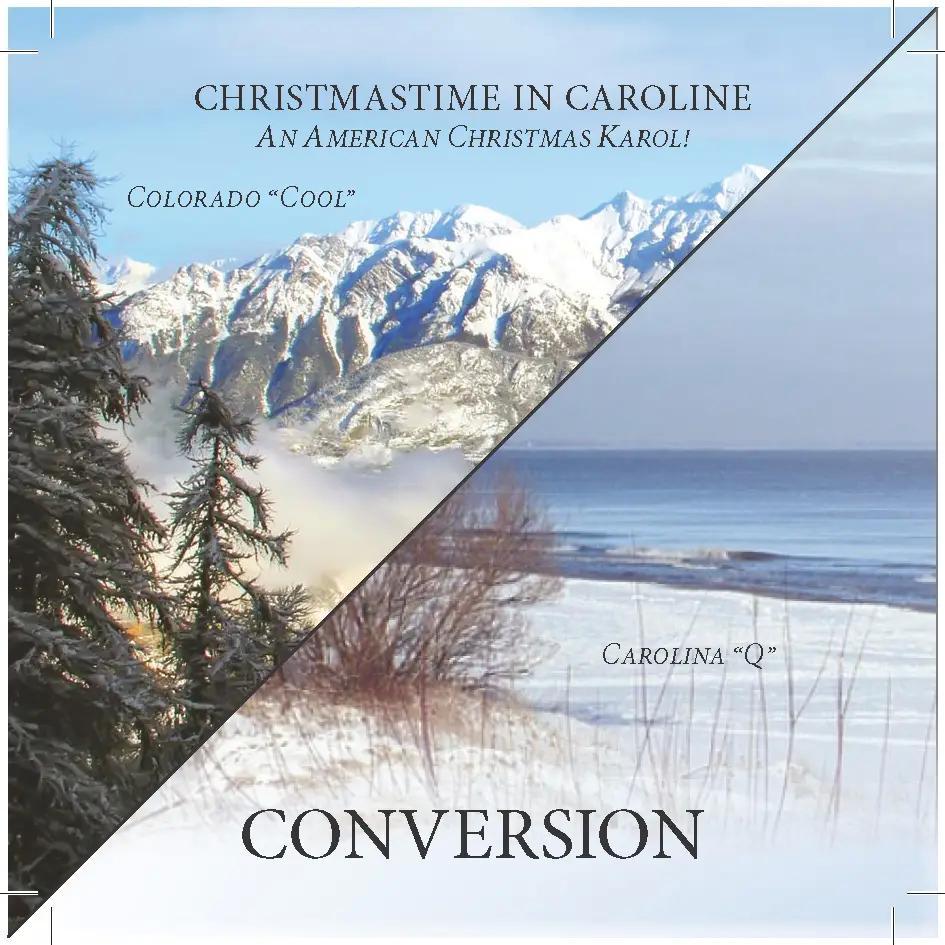 Conversion CD Cover