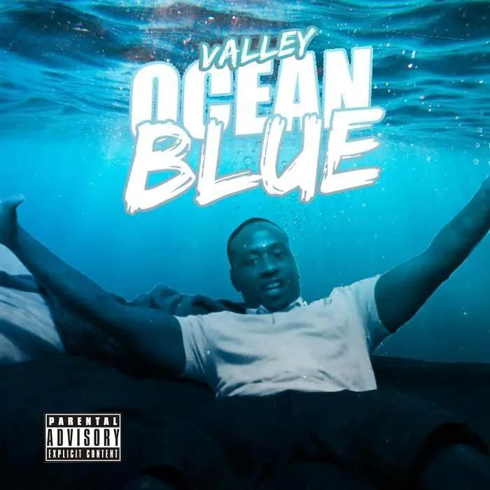 "Valley is taking over the internet with his latest single ""Ocean Blue""."