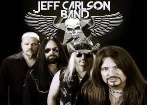 Jeff Carlson Band Deliver Hard Hitting Rock & Roll