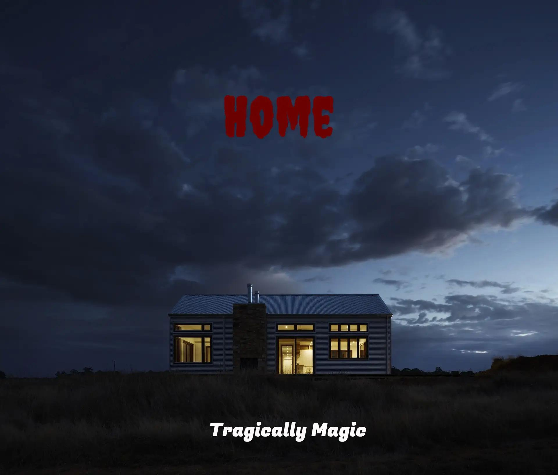 "Emerging Artist Tragically Magic Strikes ""Home"" With New Music"