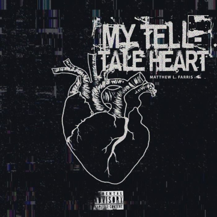 """Matthew L. Farris Takes a Bold and Refreshing Approach to an Artist's Negative Introspection On His """"My Tell-Tale Heart EP""""."""