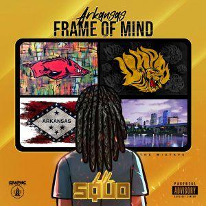 Lil Squo Introduces The World To 'Arkansas Frame of Mind'
