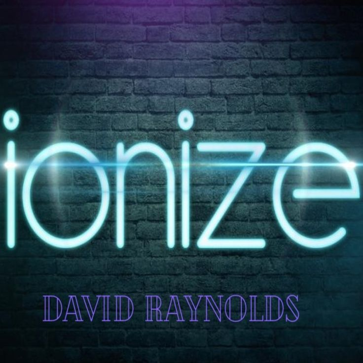Canadian teen singer/actor David Raynolds released a brand new single IONIZE