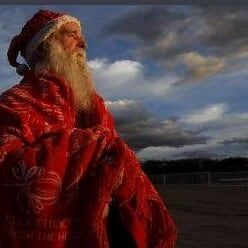"""""""Santa"""" James Zyla Singer/Songwriter and Piano Musician"""